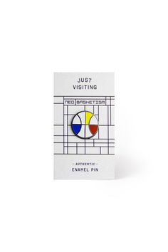 Neo Basketism Lapel Pin from Philistine