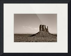 """""""Mitten v"""" by Beautifully Scene Images, Grafton // Monument Valley, Utah. // Imagekind.com -- Buy stunning fine art prints, framed prints and canvas prints directly from independent working artists and photographers."""