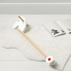 the white company | wooden hobby horse