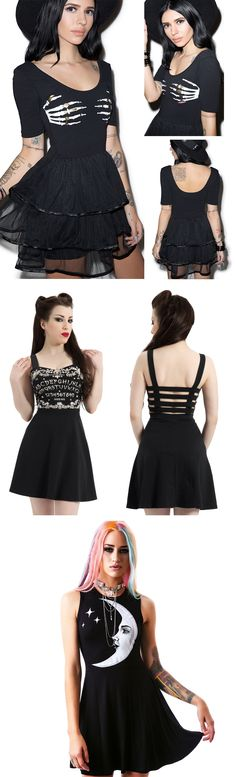 9adbb7c6ab4d15 Punk Rock Dresses - Shop Unique Punk Dresses at RebelsMarket