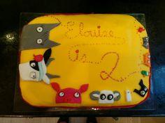 What the ladybird heard birthday cake