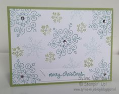 52 WTC :1# Merry Christmas# Endless Wishes Stampin' Up!