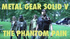 Lee Así sería 'Metal Gear V' en manos de Wes Anderson