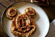 Lemon Poppyseed Chia waffles.  Mickey Mouse waffles, of course. Fun and delicious! #paleo #chia #glutenfree #healthy #cleaneating