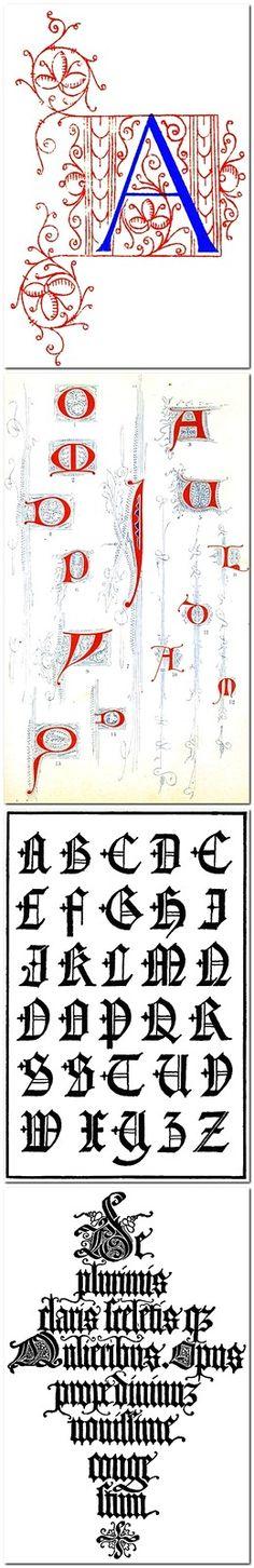 Alphabetic  Guides