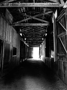 Barn Corridor by Mariecor Agravante, on Fine Art America | FineArtAmerica.com | @writermariecor @fineartamerica