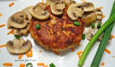 Gourmet Girl Cooks: Thai-Style Chicken Burgers -- Simple & Flavorful