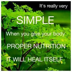 #DrinkLifeIn #Moringa It is really very simple!