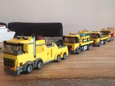LEGO takelwagens