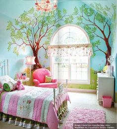 1000 images about cuartos increibles on pinterest ideas for Dormitorios infantiles nina