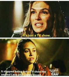 LITERALLY ME (then it just stopped being a show when lexa died)