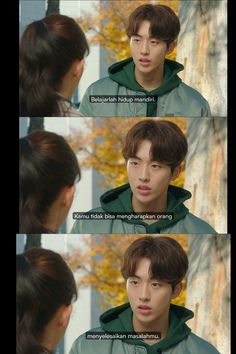 Drama Quotes, Mood Quotes, Weightlifting Fairy Kim Bok Joo, Self Reminder, My Mood, People Quotes, Korean Drama, Weight Lifting, Kdrama