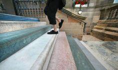 Edinburgh steps!