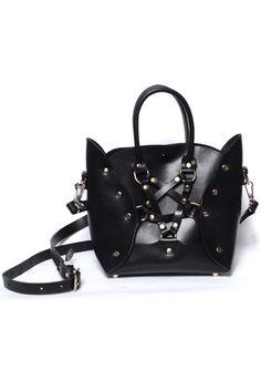 67d9b50866 Mini Pentagram Bag - Black + More Colors