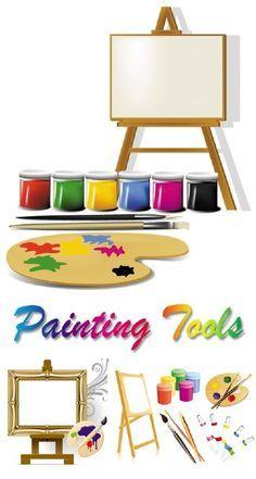 #1 Artastic - Painting Tools Material