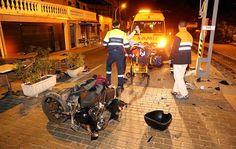 Zwei Verletzte bei Motorradunfall in Sóller auf Mallorca
