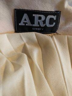 Vintgae fashion label Sydney Vintage Labels, Fashion Labels, Sydney, Fitness, Vintage Tags