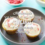 Homemade Vanilla Ein