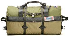 BAD (Best American Duffel) Bags • Gear Patrol