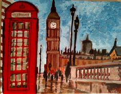 london painting - Sök på Google