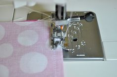 How To Finish Seams With A Sewing Machine | The Mother Huddle
