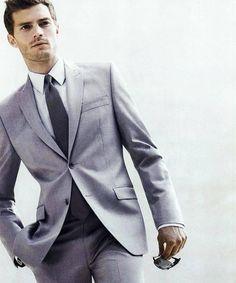 Jamie Dornan aka Christian Grey :) http://the50shadesofgreypdf.org