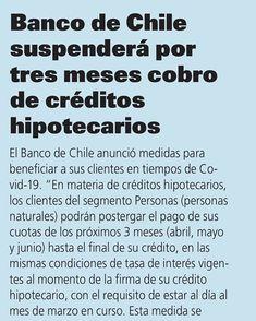 Y el resto de los bancos? Lo del Banco de Chile es lo mínimo que debiesen hacer los demás bancos... #EsElDesde Chile, Words, Instagram, Banks, Horse, Chili