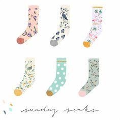 Feeling inspired by all of the beautiful socks by Gemma Luxton