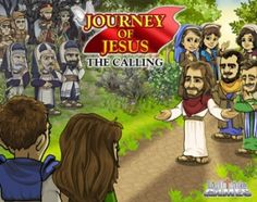 LIKE and REPIN if you LOVE JESUS!  Come see what Gameview says about Journey of Jesus: The Calling!