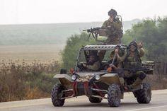 MILSPEC Tomcar TM5 Military Patrol Vehicle
