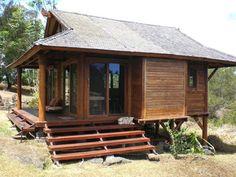 Mandala Eco Homes, Hawaiian Style Cottage, 380 sf