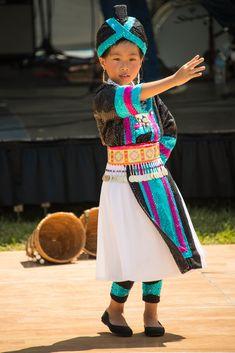 Laos - Ethnie Hmong  © Martin Saunders