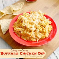 Buffalo Chicken Dip Recipe and More Spicy Dip Recipes for the Holidays and Superbowl