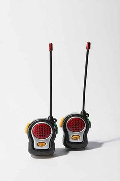 Worlds Smallest Walkie Talkie - Set of 2 - Urban Outfitters