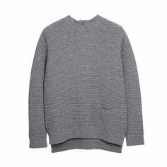 NEW Horizontal Rib Sweater