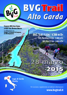 BVG Trail Alto Garda