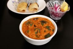 Capsicum Curry Recipe | Punjabi Capsicum Masala Recipe   I made this tonight with slight modifications : no nuts &I finished with a little yogurt. Delish!
