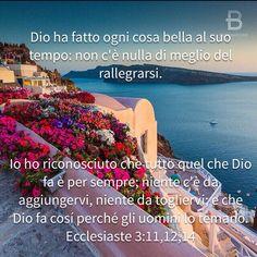 Ecclesiaste 3:11,12,14