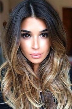 Women Wavy Synthetic Hair Lace Front Cap 24 Inches Wigs Women Wavy Synthetic Hair L Frontal Hairstyles, Long Bob Hairstyles, Winter Hairstyles, Wedding Hairstyles, Ombre Hair Color, Hair Color Balayage, Brown Hair Colors, Haircolor, Long Hair Colors