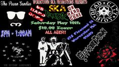 Wormtown Ska Promotions Presents: Ska, Punk and Hardcore from the US and UK! - Worcester Events Calendar - Social Web