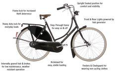 Gazelle Dutch Bicycles The perfect Bike!