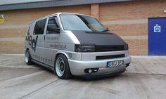 Volkswagen Transporter T4, Vw Caravelle, Van Living, T5, Euro, Toyota, Vans, Boat, Vehicles