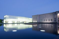 Iwan Baan Photographs Steven Holl's Nelson-Atkins Museum for Its Ninth Birthday | ArchDaily Save this picture! Today marks the ninth anniversary of the opening of the Steven Holl Architects Bloch Building for the Nelson-Atkins Museum of Art. via Pocket IFTTT  Pocket  June 12 2016 at 03:59PM