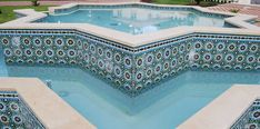 Do You Want To Renovate Your Pool With Moroccan Tiles If So Then