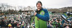 SEATTLE — Stu Allen has been a fan of the Seattle Sounders since their inception in 1974. He's watched the team grow from its formative NASL days through the USL and into Major League Soccer. But after four Lamar Hunt U.S. Open Cups and a Supporters' Shield, Allen finally saw his favorite team