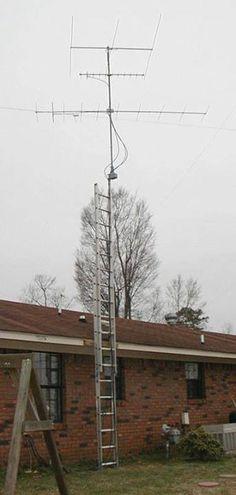 Towers ham radio antenna