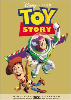 Entertaining as it is innovative, Toy Story reinvigorated animation while heralding the arrival of Pixar as a family-friendly force to be reckoned with. Best Kid Movies, Pixar Movies, Family Movies, Old Movies, Great Movies, Childhood Movies, 1995 Movies, Cartoon Movies, Comedy Movies