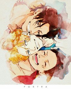 The best trio ever!