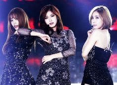 Secret(시크릿) @ Hallyu Dream Festival - Jieun, Hyosung and Hana