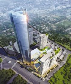Yurun International Tower - The Skyscraper Center